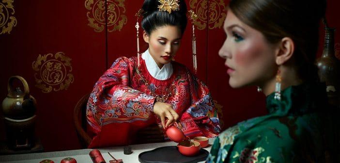 HAN FUTIANXIA | fashion designer