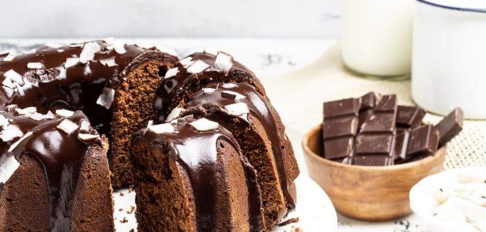 BUNDT CAKE CIOCCOLATO E COCCO