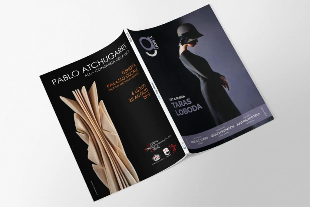 GlamourAffair Vision, Maggio Giugno 2019. Magazine di fotografia, arte e design di Glamouraffair.com