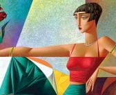 GEORGY KURASOV | cubist painter