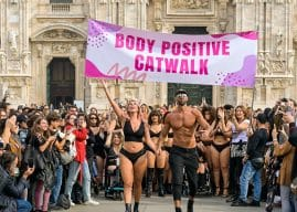 #UNDRESSFROMPREJUDICE: BODY POSITIVE CATWALK 2019