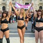 Body Positive Catwalk 2019, Milano. Laura Brioschi curvy model