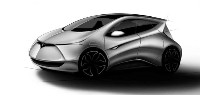 TESLA SHIVEN PRATAP SINGH | car design