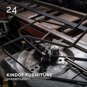 KINDOF FURNITURE. GlamourAffair Vision 06, Novembre Dicembre 2019. Magazine di fotografia, arte e design di Glamouraffair.com