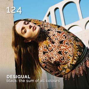DESIGUAL. GlamourAffair Vision 06, Novembre Dicembre 2019. Magazine di fotografia, arte e design di Glamouraffair.com