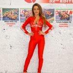 EICMA girls 2019 - Rho Fiera Milano - Elisa Mazzucchelli, stand Malossi