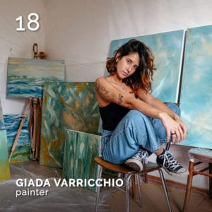 Giada Varricchio. GlamourAffair Vision 06, Novembre Dicembre 2019. Magazine di fotografia, arte e design di Glamouraffair.com