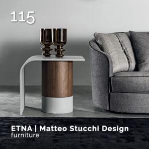 Etna, Matte Stucchi Design, Meroni e Colzani, . GlamourAffair Vision 06, Novembre Dicembre 2019. Magazine di fotografia, arte e design di Glamouraffair.com