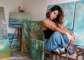 GIADA VARRICCHIO   painter