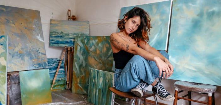 GIADA VARRICCHIO | painter